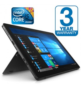 Dell Latitude 12 5285 Tablet Laptop, 3 Year Warranty Core i5-7300U  8GB Memory, 256GB SSD, Warranty, Webcam, Touchscreen
