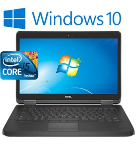 Dell Latitude E5440 i5 4th Gen Laptop with Windows 10,   8GB RAM, 240GB SSD, HDMI, Warranty, Webcam