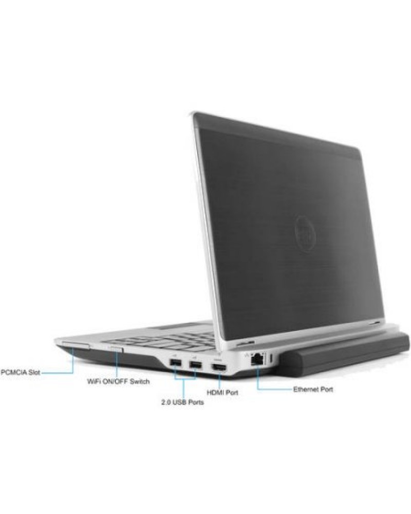 Dell Latitude E6410 Widescreen Refurbished Laptop with i5 processor
