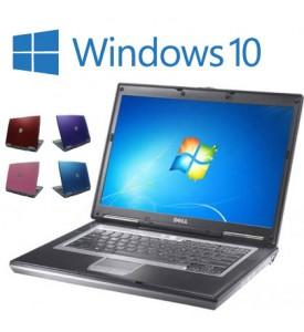 Cheap Coloured Widescreen Laptop, Windows 10, 2GB Memory, 80GB HDD