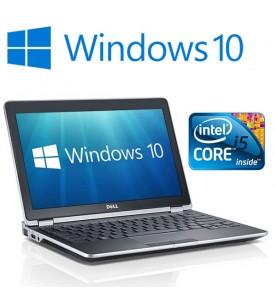 Dell Latitude E6230 Laptop, Core i5-3320M, 16GB RAM, 500GB HDD Windows 10