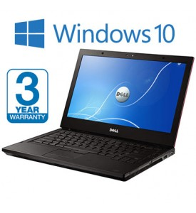 Dell Latitude E6410 Laptop 3 Year Warranty, Intel i5, 8GB , 250GB SSD, Windows 10