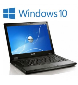 "Dell Latitude E6410 Laptop i5 2.67GHz 4GB 160GB 14"" Windows 10 DVD-RW"