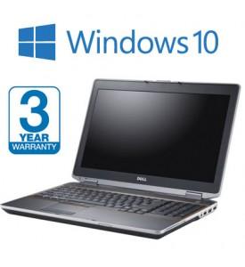 Dell Latitude E6420 3 Year Warranty, with Windows 10,  8GB Memory, 240GB SSD, i5 Laptop