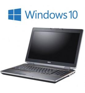 Dell Latitude E6420 Widescreen laptop with Windows 10,  4GB Memory, 320GB