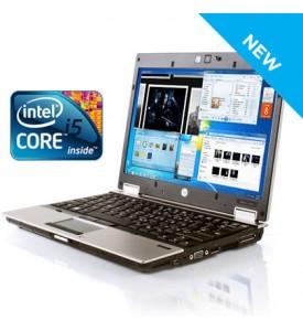 HP Elitebook 2540p Laptop 4GB i5, 250GB HDD