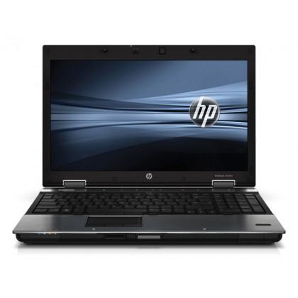 HP Elitebook 8440p i5 Laptop, 160GB HDD, Wireless, Windows 10, Warranty