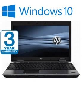 HP Elitebook 8440p, 3 Year Warranty i5 Laptop, 8 GB Memory, 500GB HDD, Wireless, 3 Year Warranty, Office