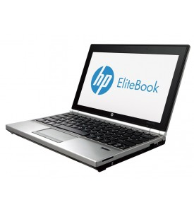 HP Elitebook 2170p Laptop with 1 Year Warranty, i5, 4GB RAM, 500GB HDD, WiFi, Windows 10