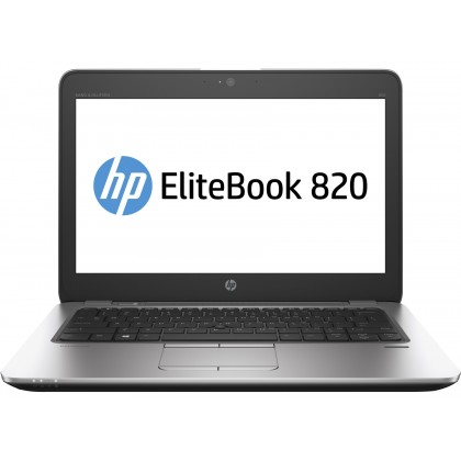 HP EliteBook 820 G3 Laptop Quad Core 8GB 256GB SSD HDD Warranty Windows 10  Webcam