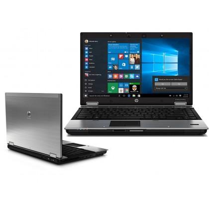 HP EliteBook 8440P Laptop Core i5-3320M 3rd Gen Quad Core HDD Warranty Windows 10