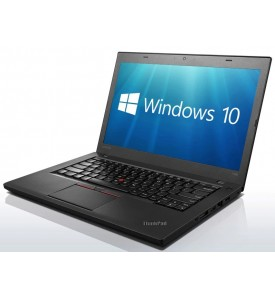 Lenovo Thinkpad T460 Laptop i5 2.30GHz 5th Gen 8GB RAM 500GB HDD Warranty Windows 10 Webcam