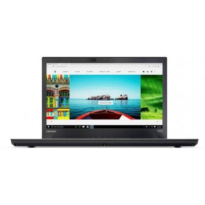 Lenovo Thinkpad T470 Ultrabook Laptop i5 2.30GHz 5th Gen 8GB RAM 240GB SSD HDD Warranty Windows 10 Webcam