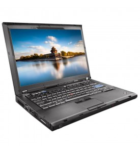 Lenovo Thinkpad T400 Widescreen Laptop, 2GB Memory, Wireless, 2 Year Warranty