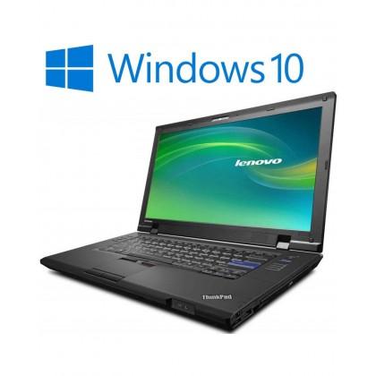 Lenovo ThinkPad T410 Core I5-2520M 2.5Ghz 4GB 250GB DVD WiFi Webcam Windows 10 Laptop
