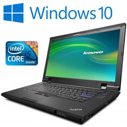 Lenovo Thinkpad T410 i5 Laptop 8GB Memory, 500GB HDD, Windows 10, 1 Year Warranty
