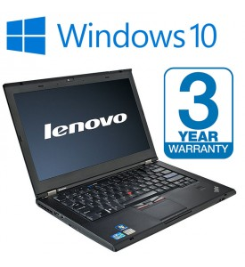 Lenovo Thinkpad T410 Laptop, 3 Year Warranty 8GB Memory, 500GB HDD, DVD, Office 2016