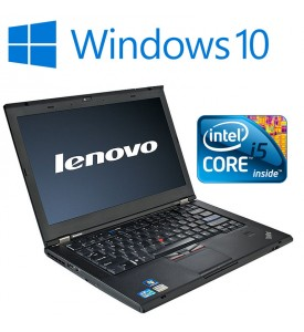 "Lenovo ThinkPad T420 Laptop i5 2.67GHz 8GB 1TB 14"" Windows 10 DVD-RW , 3 Year Warranty, Office 2013"