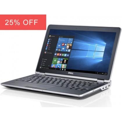 Dell Latitude E6230 Laptop, Core  i7-3520M , 8GB RAM, 128GB SSD HDD Windows 10