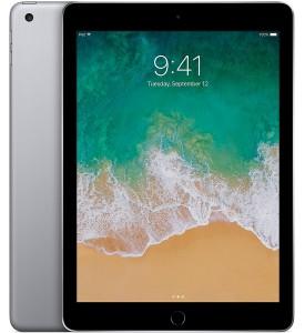 Apple iPad 5th Gen 128GB Retina 2017 WiFi Space Grey 5th Generation