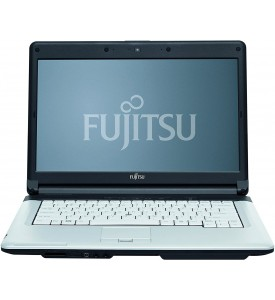 Fujitsu LifeBook S710 Widescreen laptop with Windows 10,  8GB Memory, 500GB