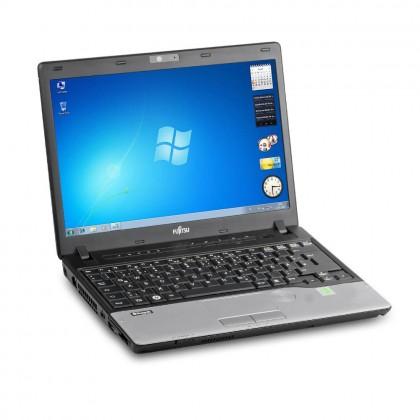 Fujitsu LifeBook P702 Widescreen laptop with Windows 10,  4GB Memory, 128GB SSD