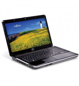Fujitsu LifeBook AH532 Widescreen laptop with Windows 10,  4GB Memory, 320GB